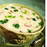 Cream of Broccoli Soup, Cream of Broccoli Soup recipe, Indian broccoli soup, What is Cream of Broccoli Soup