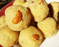 Rava semolina ladoo, Rava semolina ladoo recipe, Healthy ladoo recipes, What is suji rava laddu semolina.