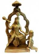 Maa Baglamukhi Statue