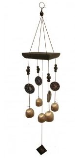 Metalic Wind Chime