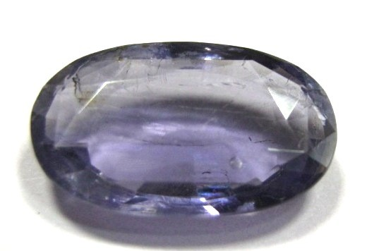 Astro Iolite Gemstone, Kaka Nili