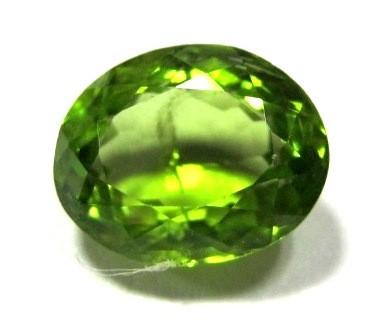 Astro Peridot Gemstone