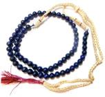 Lapis Lazuli (Lajward) Mala / Rosaries