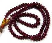 Ruby (Manika) Mala / Rosary