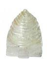 Natural Sumeru Crystal Shri Yantra