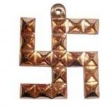 Copper Swastik Pyramid