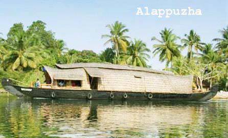 Houseboat Cruises Alappuzha