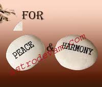 Remedies for Peace & Harmony