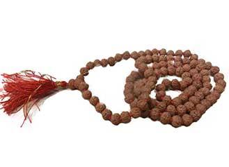 6 Mukhi Rudraksha Mala / Rosaries