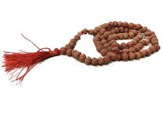 7 Mukhi Rudraksha Mala / Rosaries