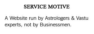 Service Motive